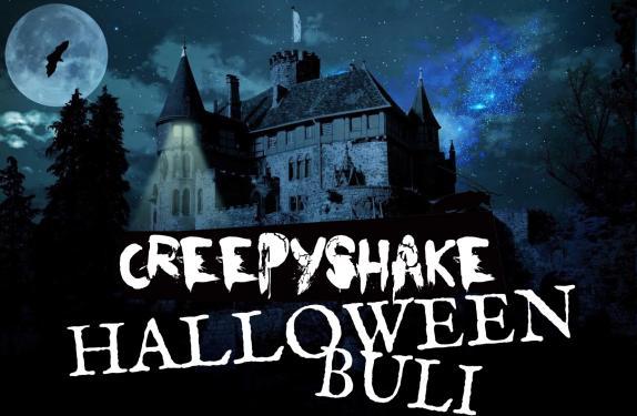 Nincs Halloween CreepyShake buli nélkül! - Hullajó