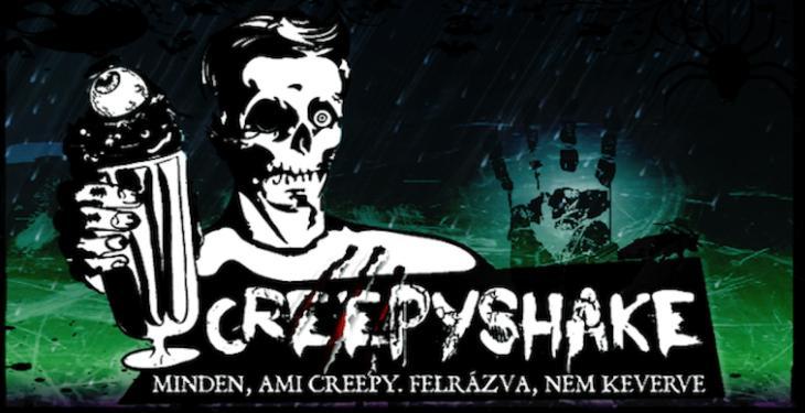 Megújult a CreepyShake oldala - Kiemelt