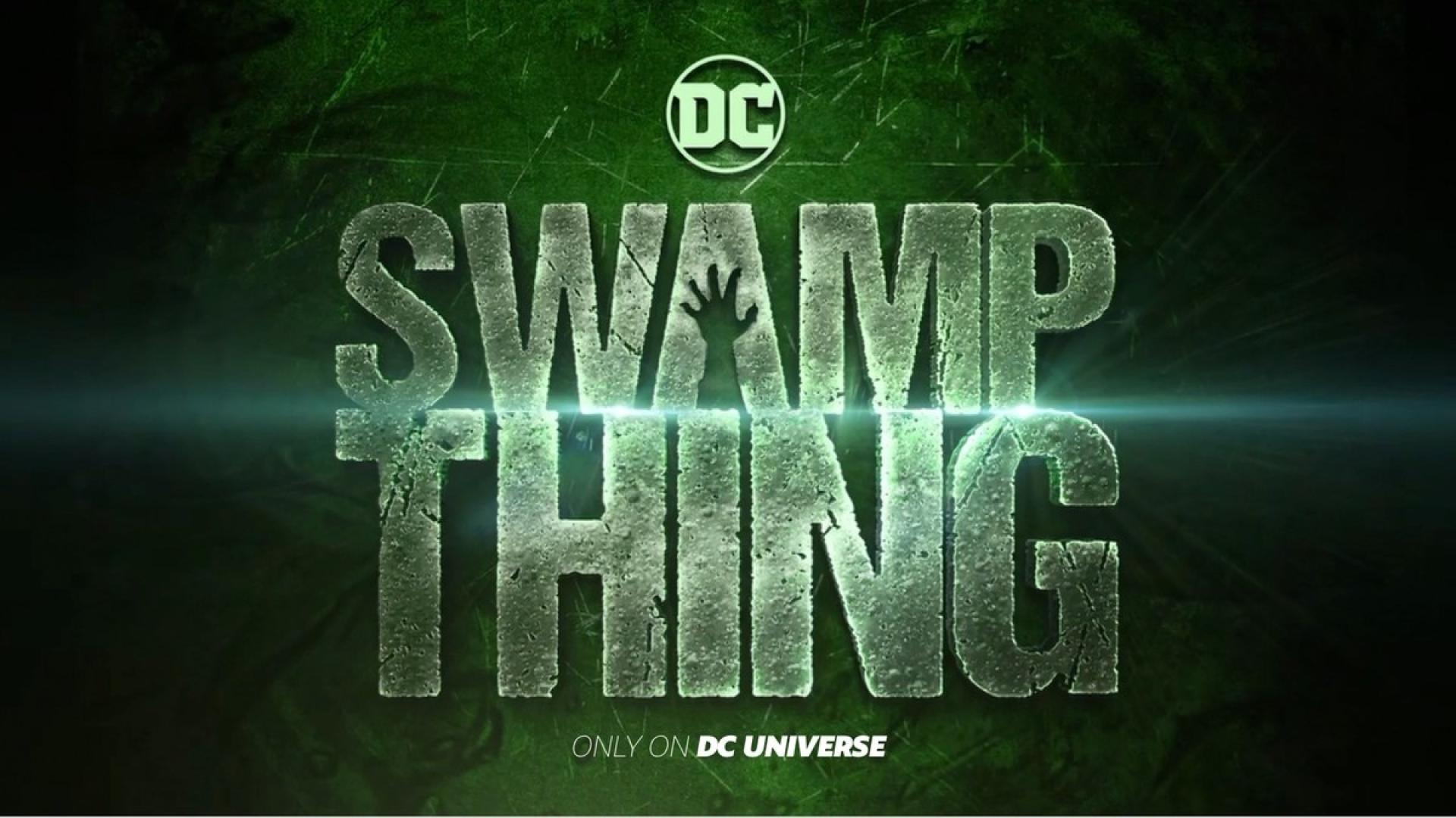 Sorozatot kap a Swamp Thing