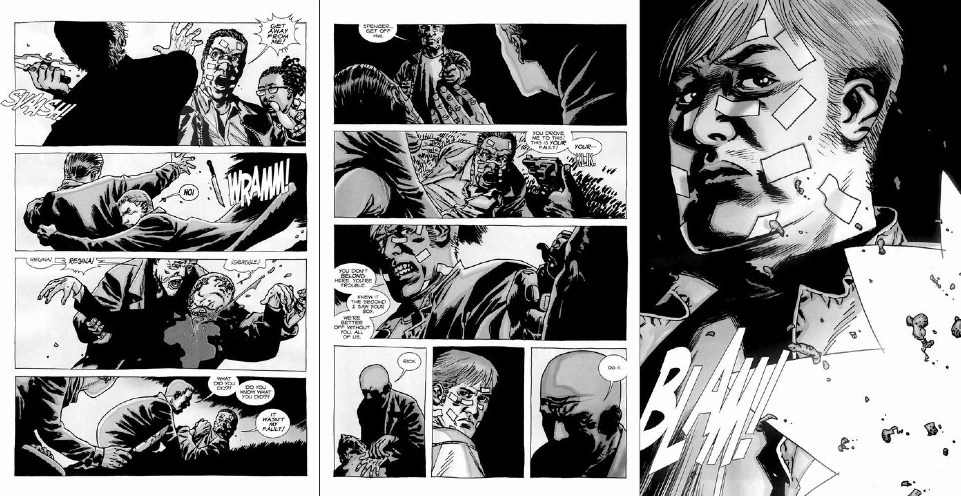 The Walking Dead képregény 13. kötet 07. kép
