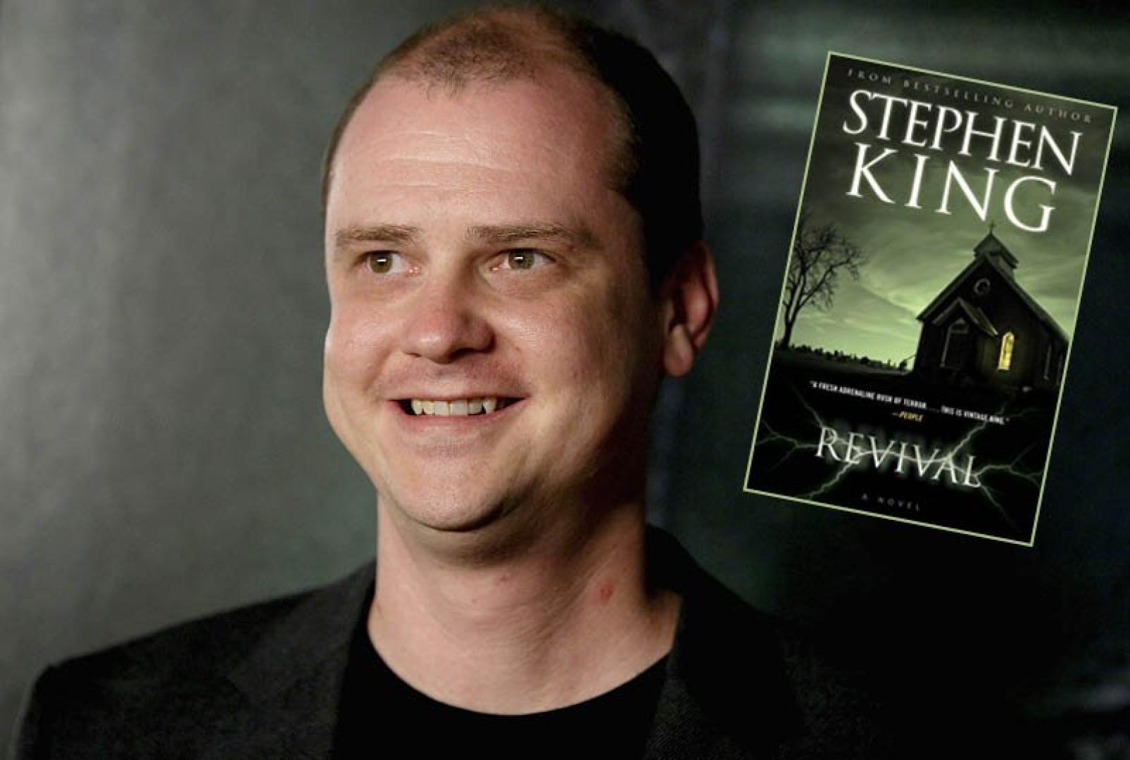 Mike Flanagan újabb Stephen King sztorin dolgozik