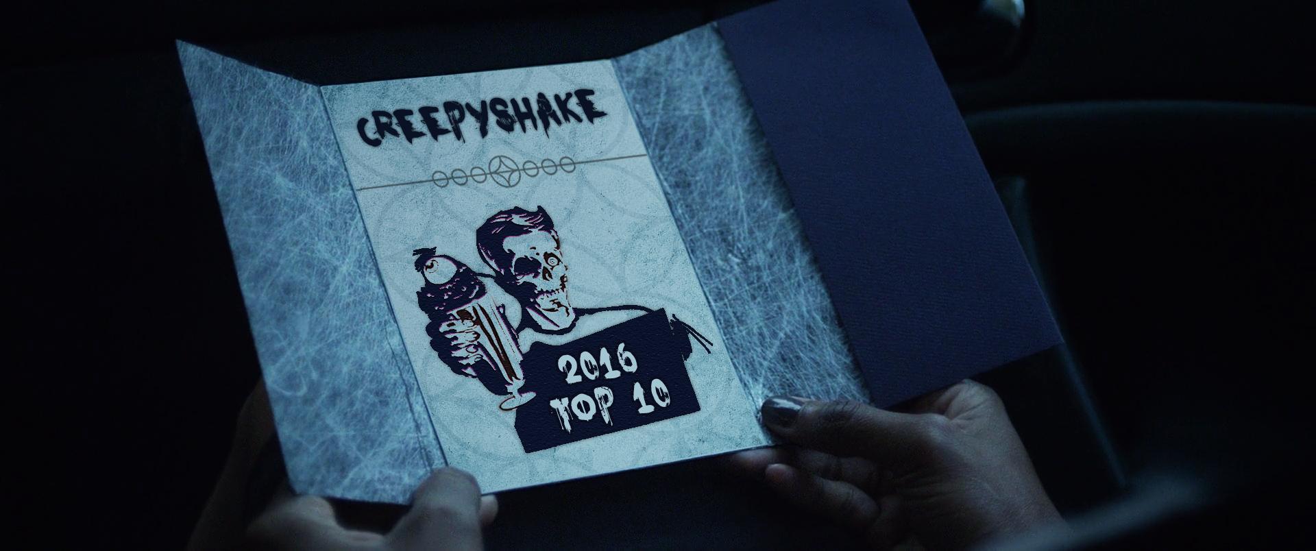 2016 legjobb horrorfilmjei