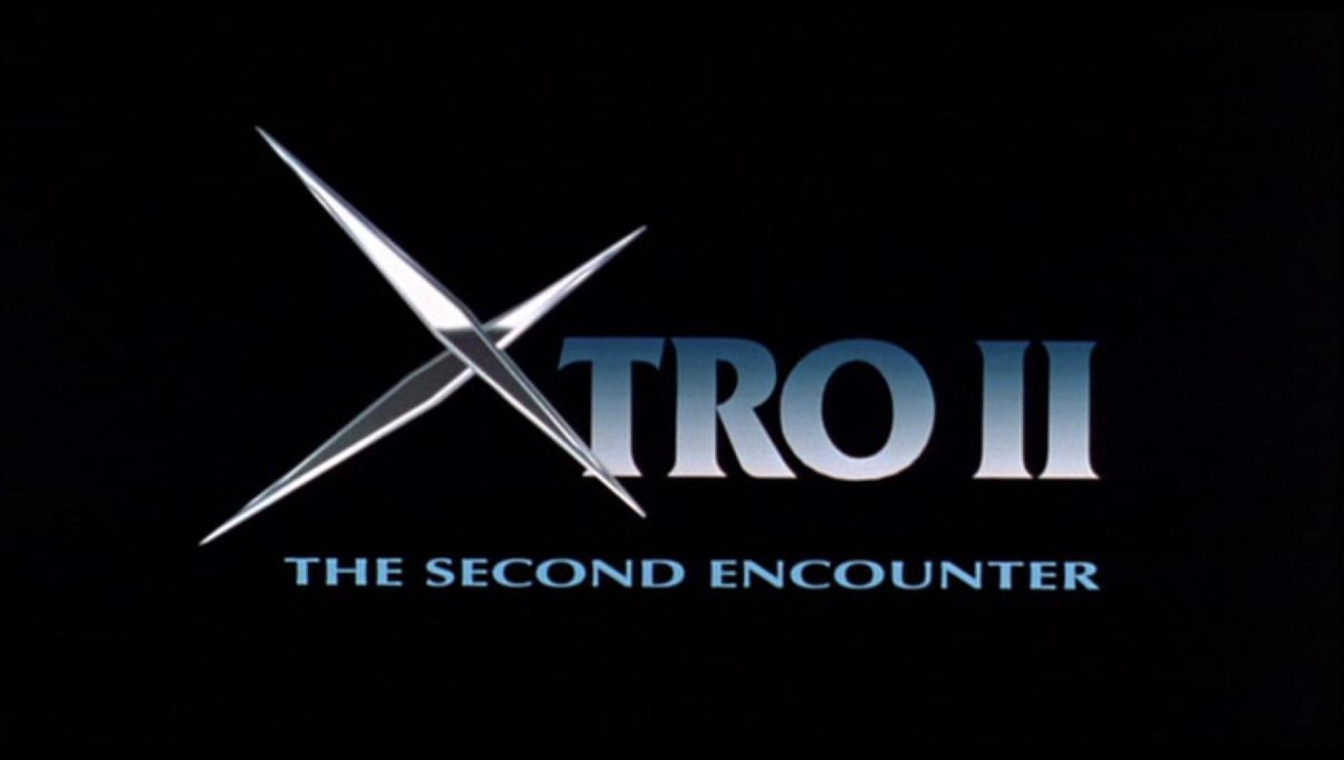 Xtro II. - The Second Encounter / A második találkozás (1990)