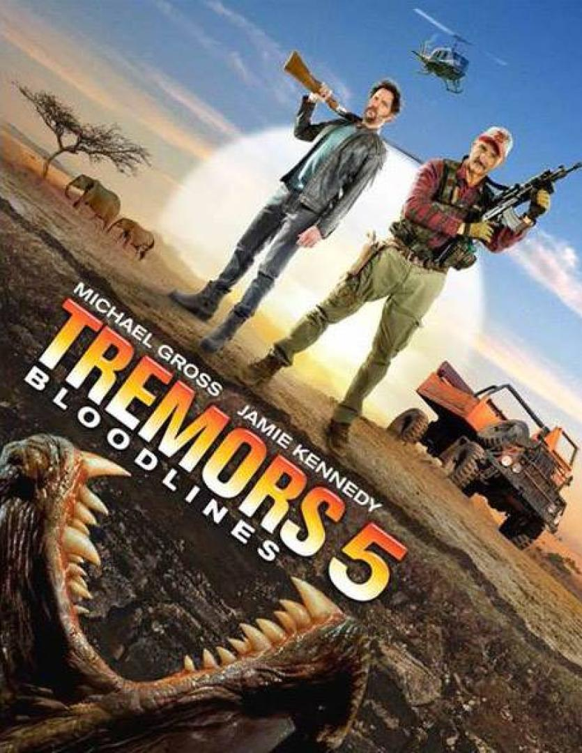 Tremors Bloodline 1. kép