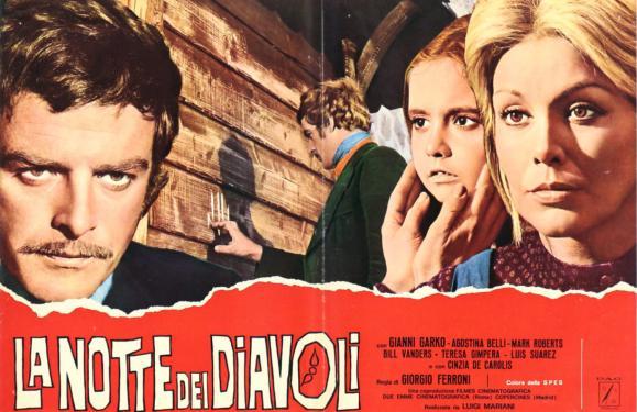 La notte dei diavoli / Night of the Devils / Az éjszaka ördögei (1972) - Olasz Extrém