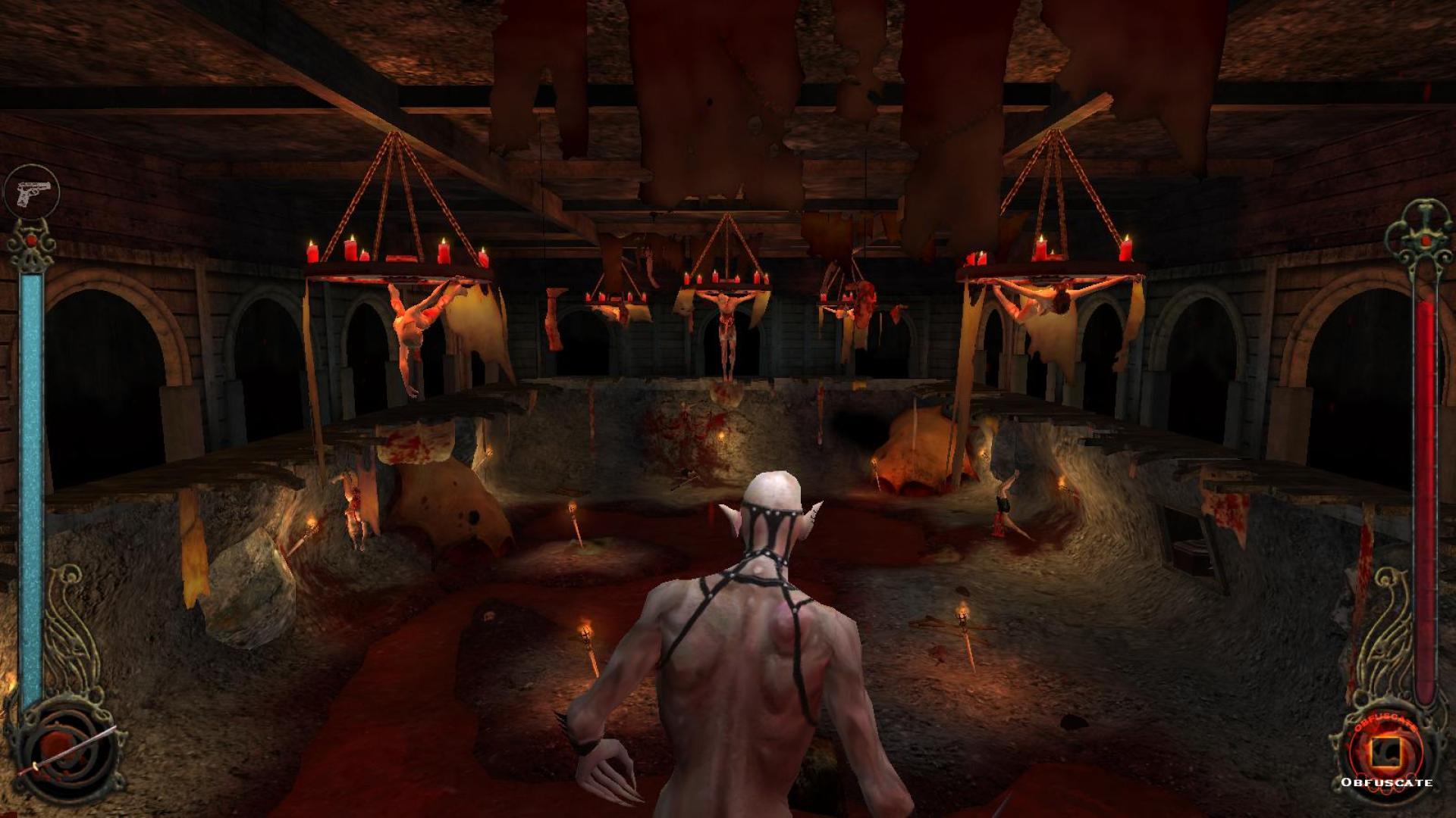 Vampire: The Masquerade - Bloodlines (2004) 8. kép