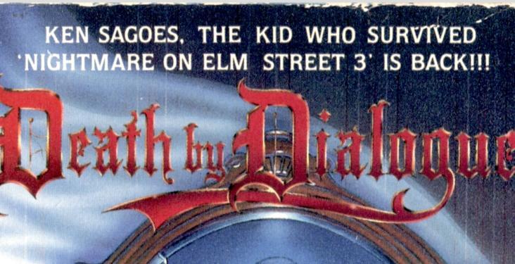 Death by Dialogue / Evil Nightmare / A forgatókönyv fantomja (1988) - Slasher