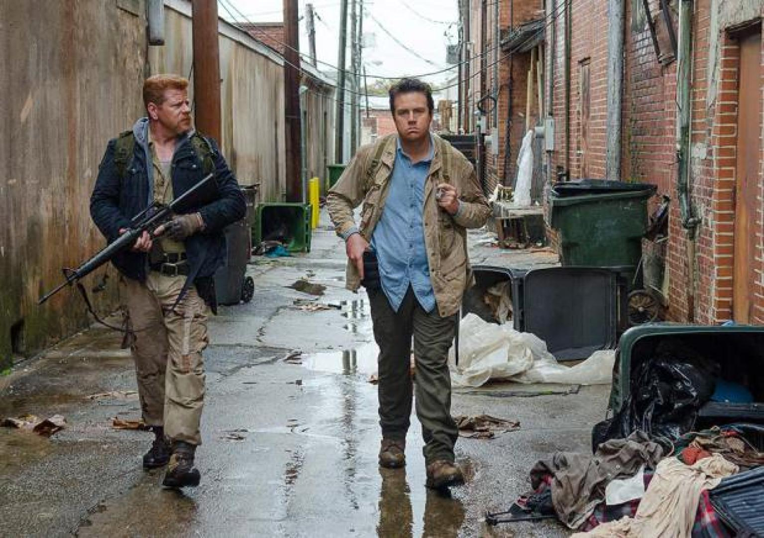 The Walking Dead 6x14 3. kép