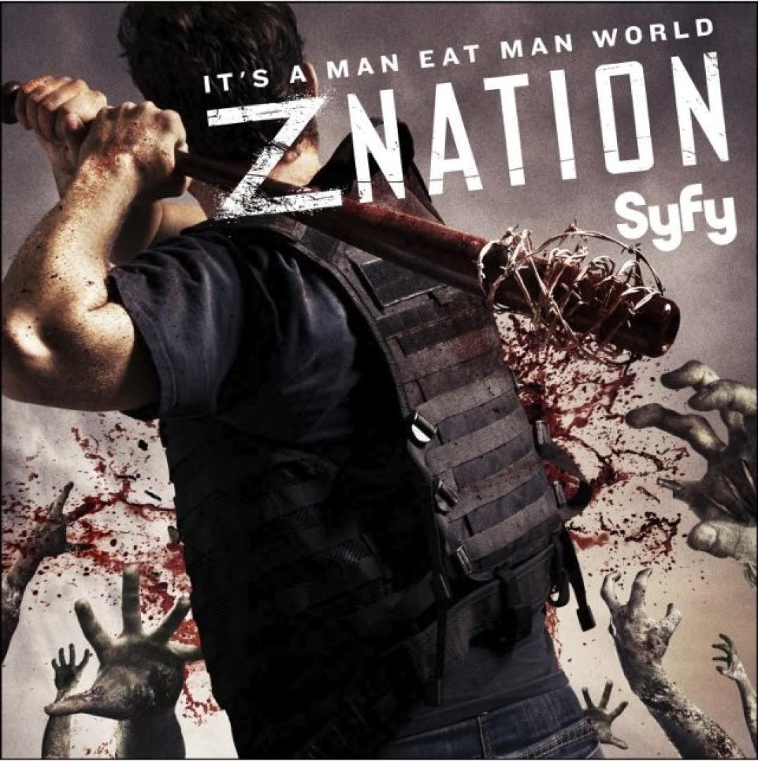 Z Nation - Z, mint zombi
