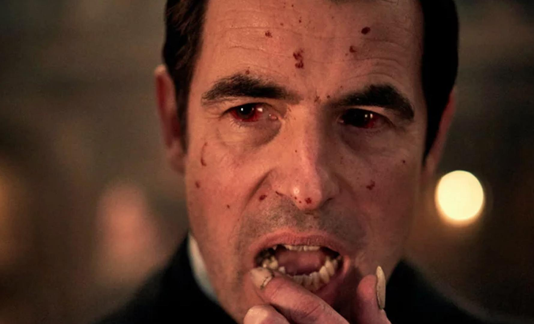 Megérkeztek az első képek az új Dracula sorozathoz