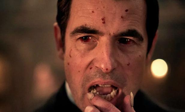 Megérkeztek az első képek az új Dracula sorozathoz - Hírzóna