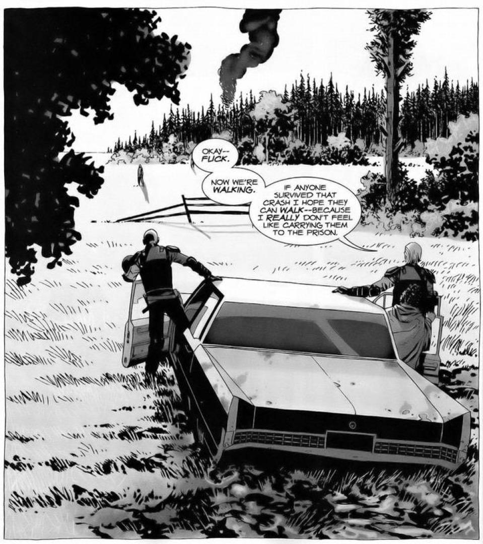 The Walking Dead 5. kötet 3. kép