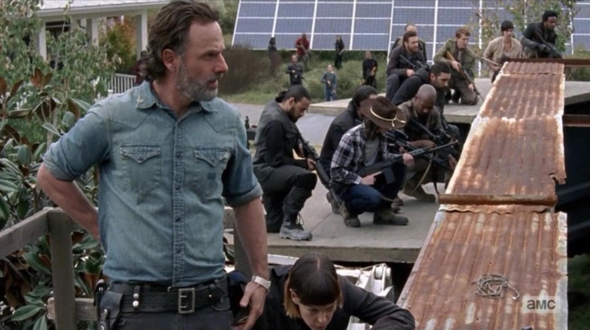 The Walking Dead 7x16 1. kép