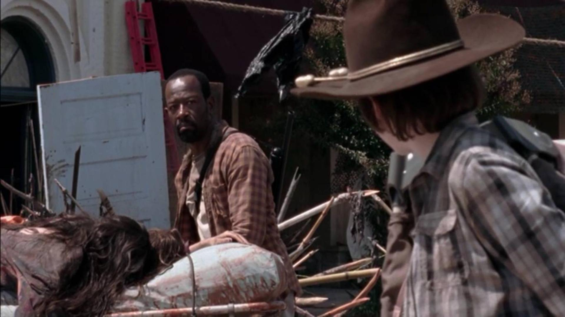 The Walking Dead 10. kötet 12. kép