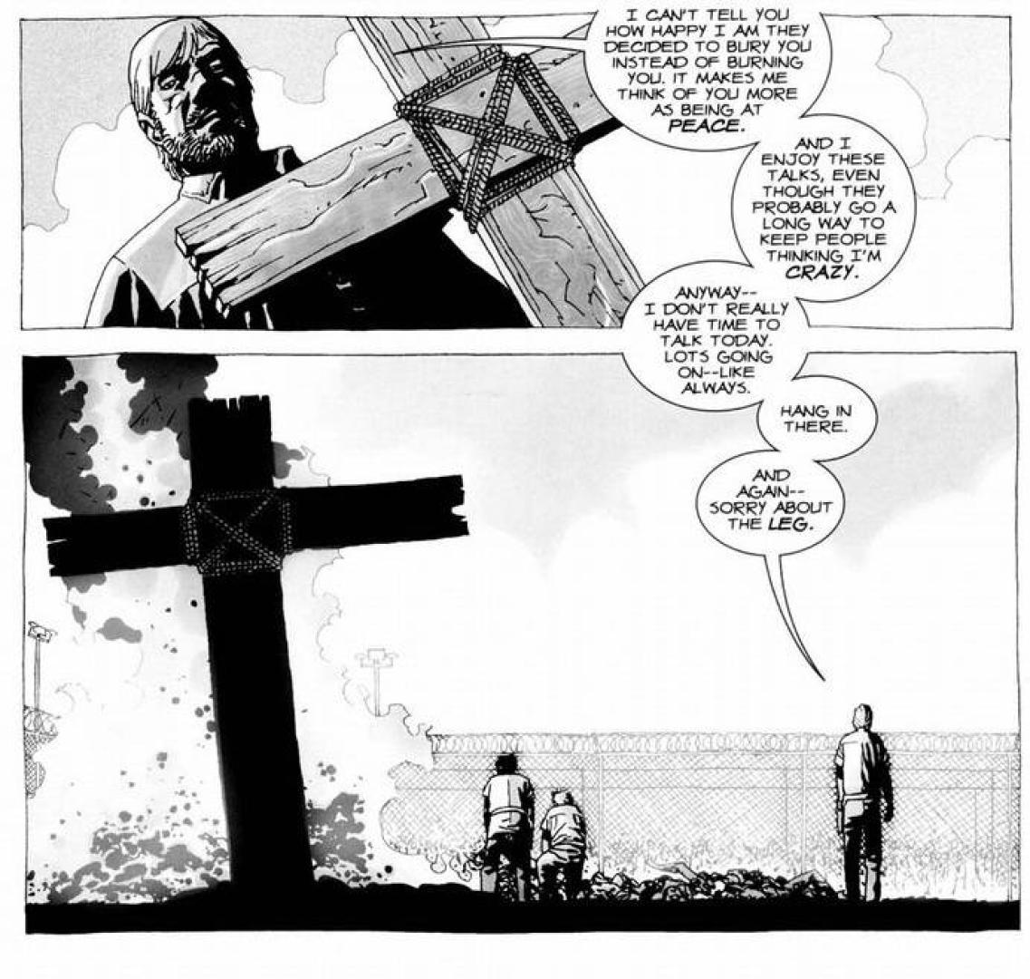 The Walking Dead 5. kötet 1. kép