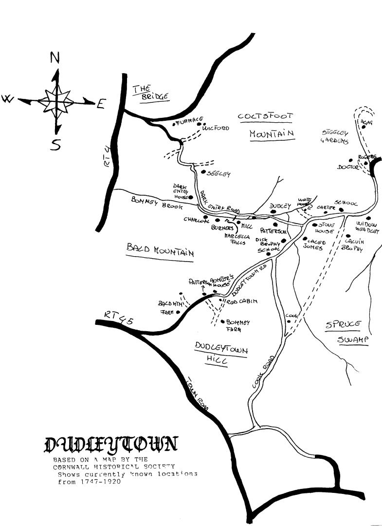 Dudleytown, a kárhozottak faluja 1. kép