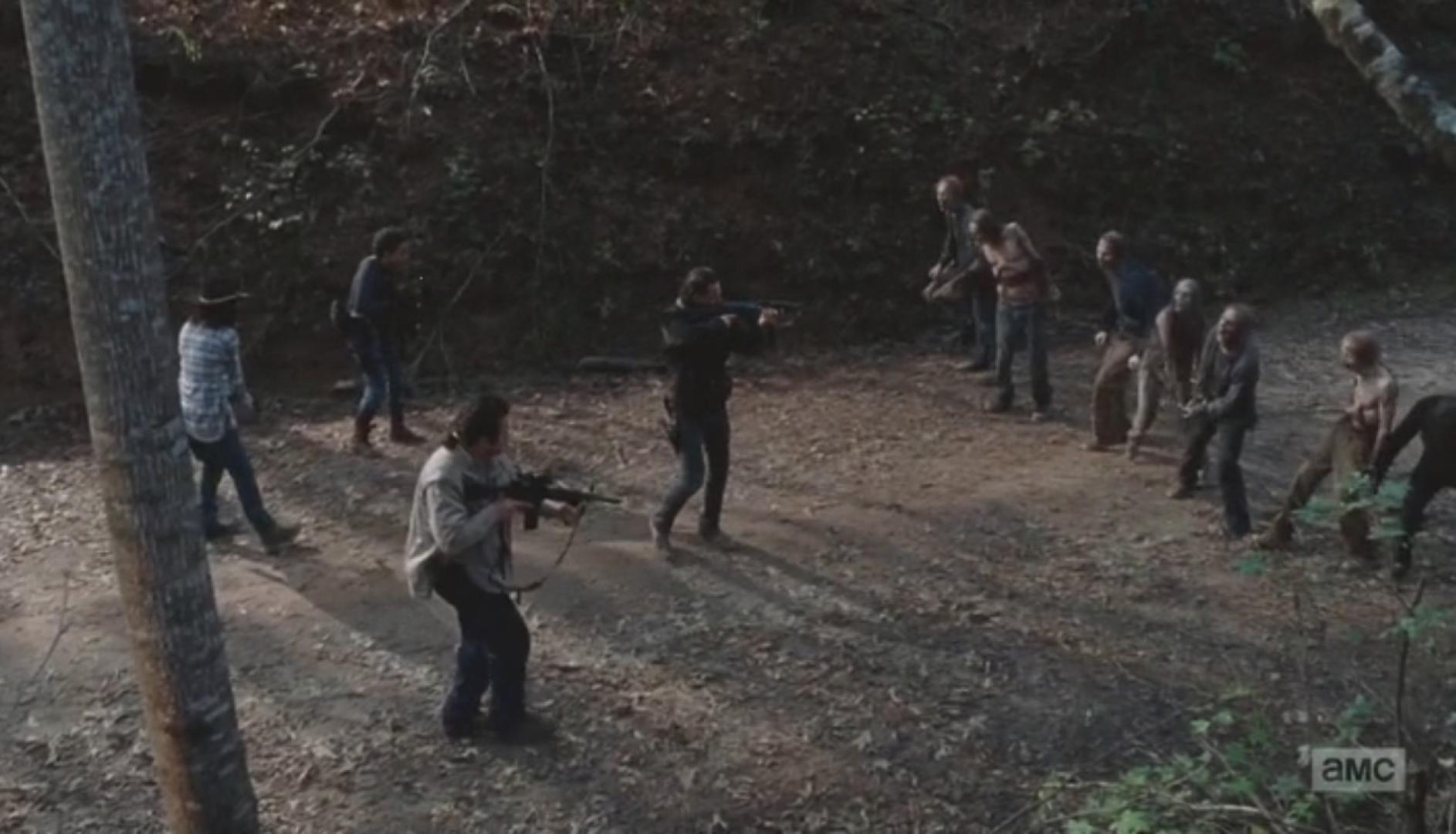 The Walking Dead 6x16 5. kép