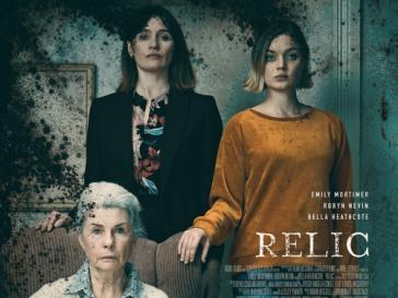 Relic (2020) - Pszicho