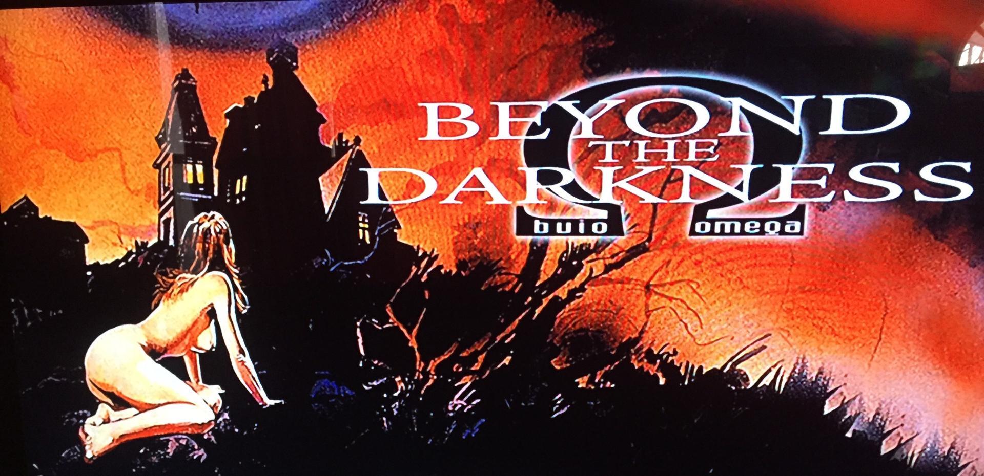Buio Omega / Beyond the Darkness / A sötétségen túl (1979)