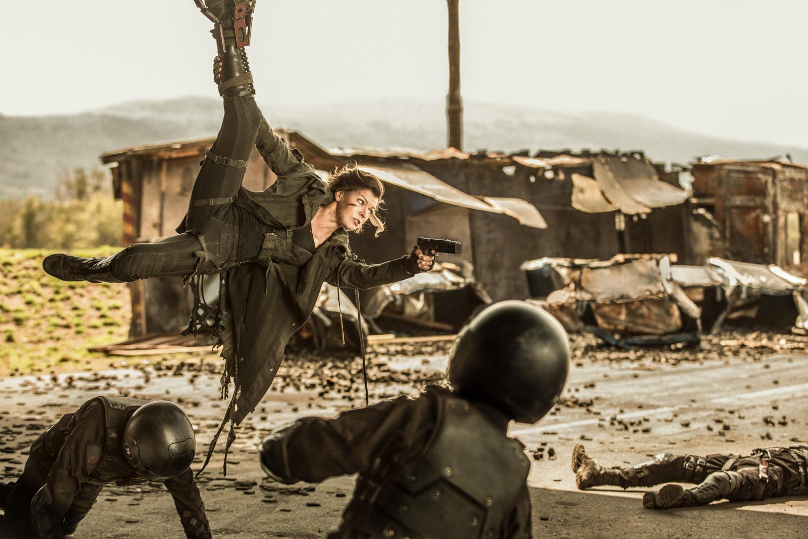 Resident Evil: The Final Chapter - A Kaptár: Utolsó fejezet (2016) 1. kép