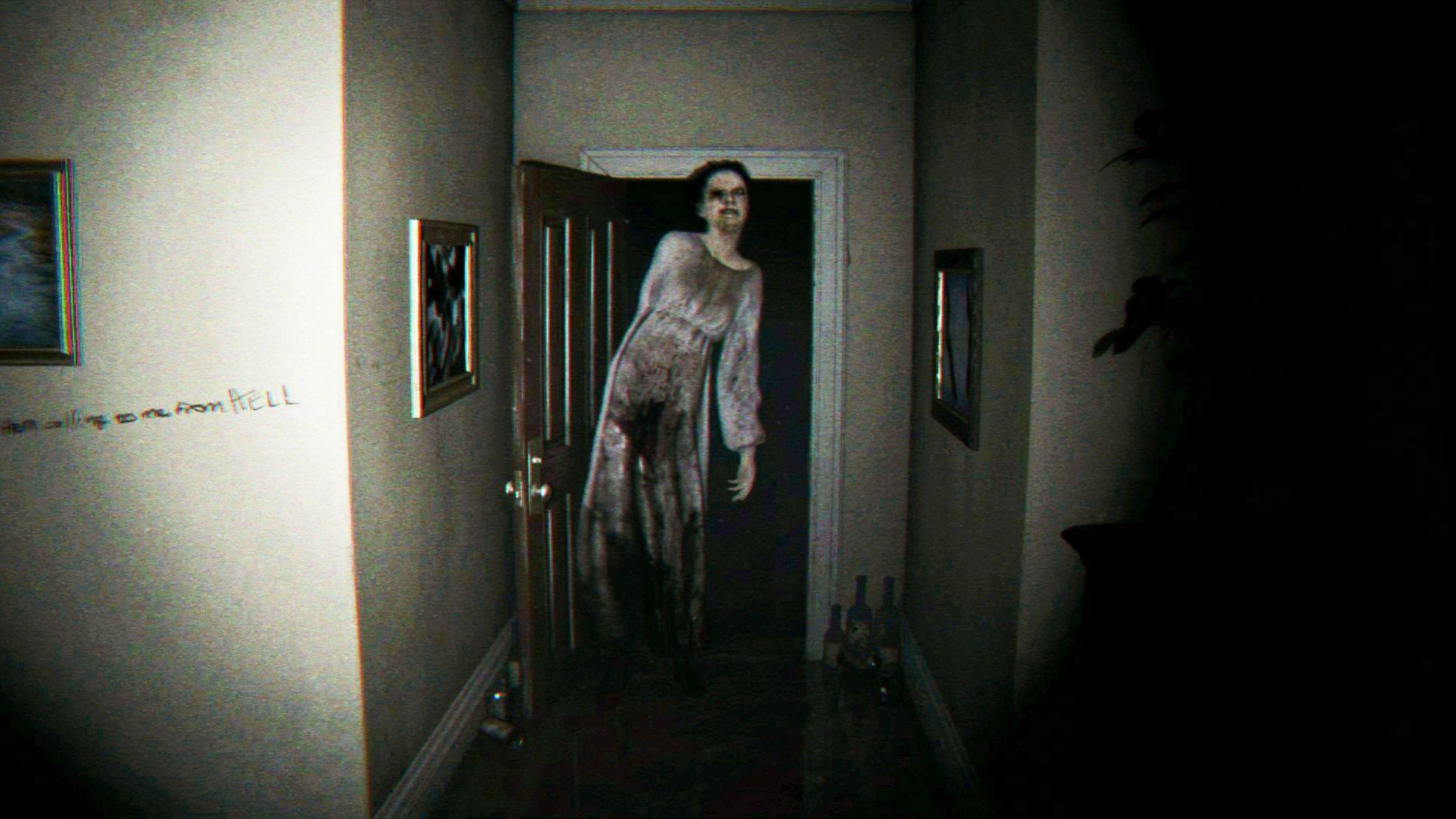 Silent Hills 1. kép