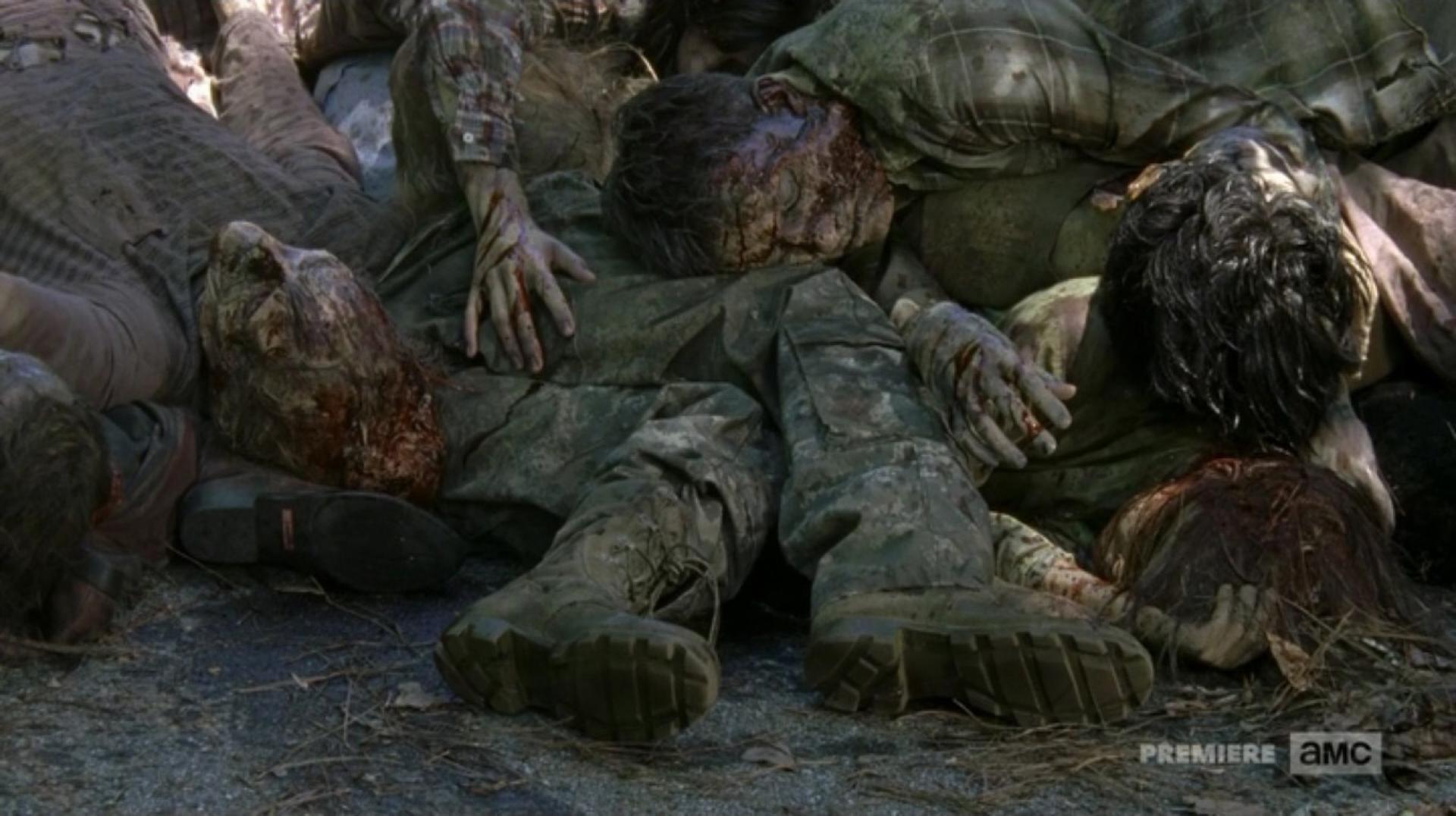 The Walking Dead 7x07 7. kép