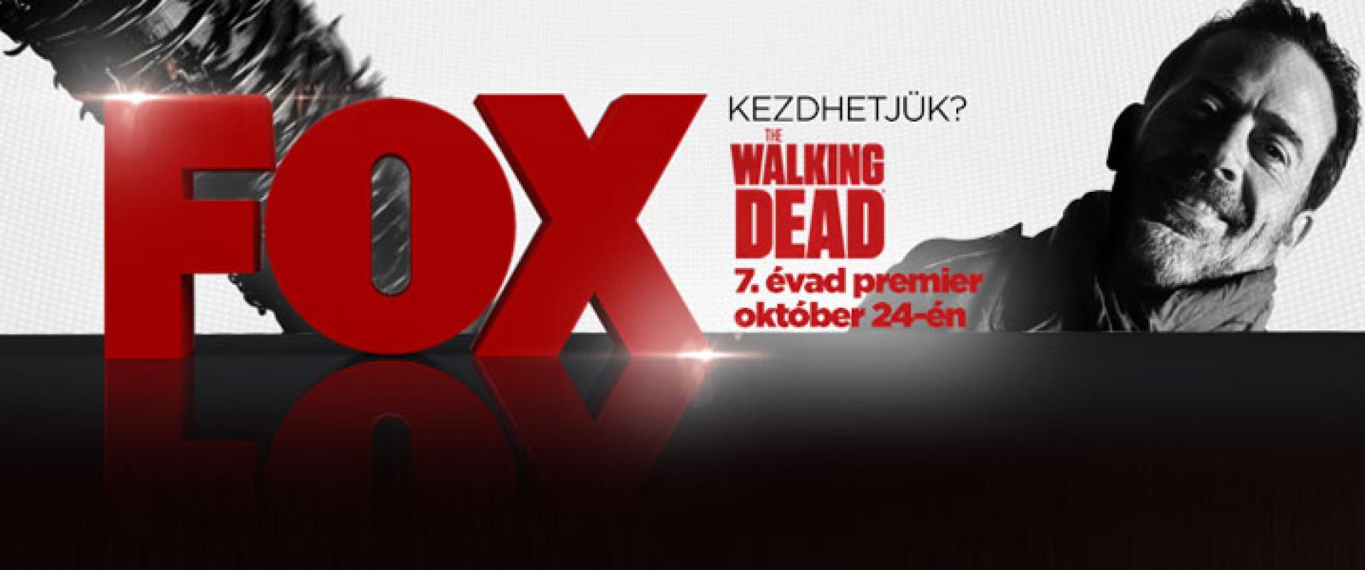 The Walking Dead, 7. évad: kép és karakterposzterek
