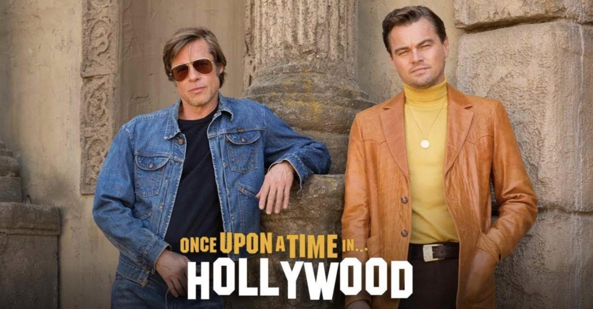 Once Upon a Time... in Hollywood / Volt egyszer egy... Hollywood (2019)