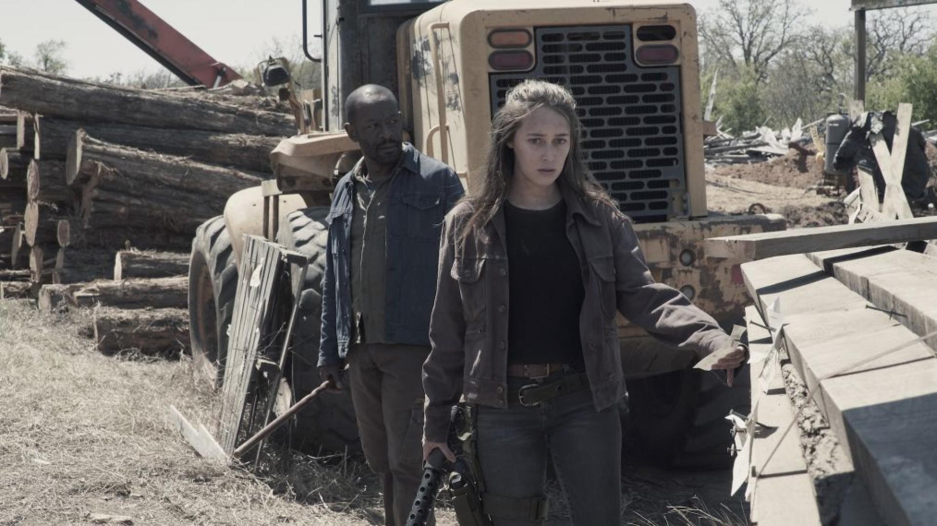 Fear the Walking Dead – 4x09