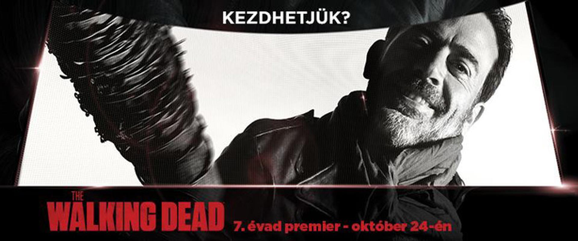The Walking Dead, 7. évad: 3 perc az első részből!