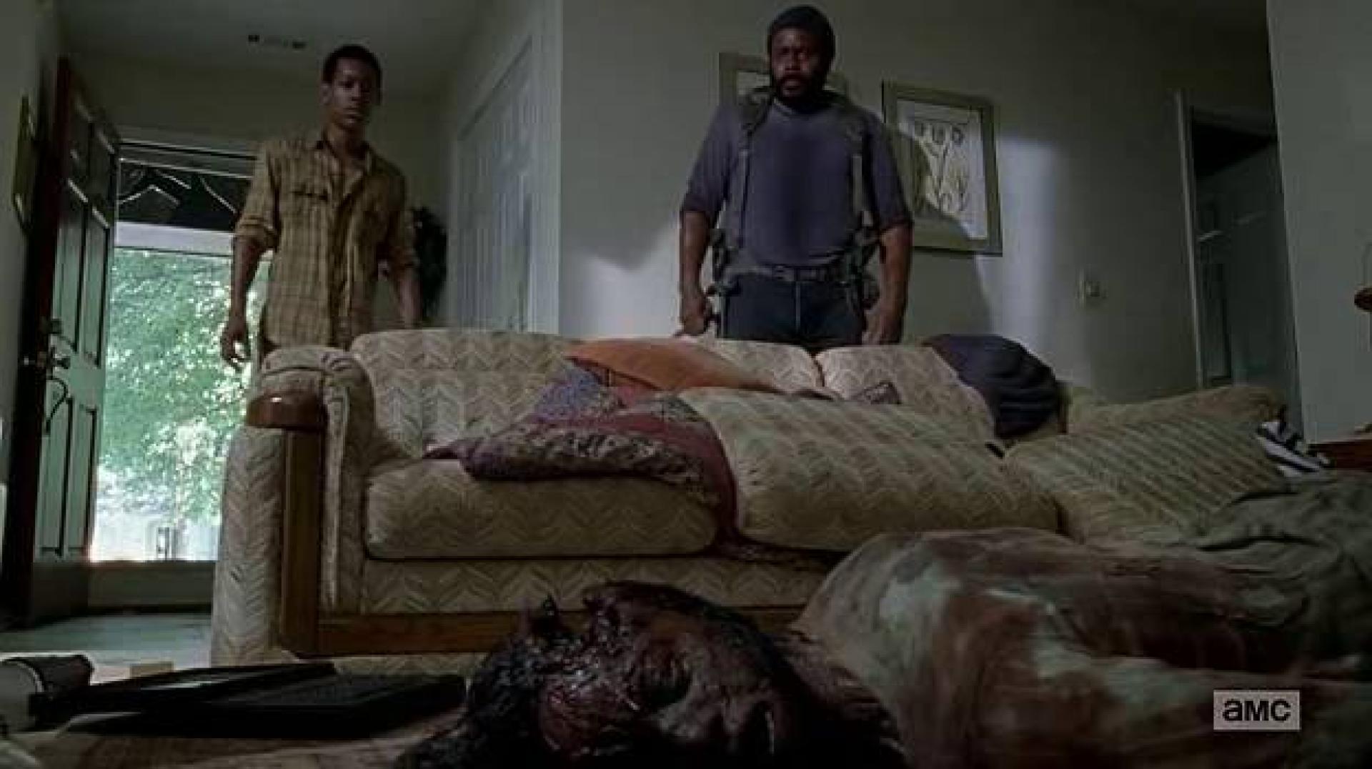 The Walking Dead 5x09 1. kép