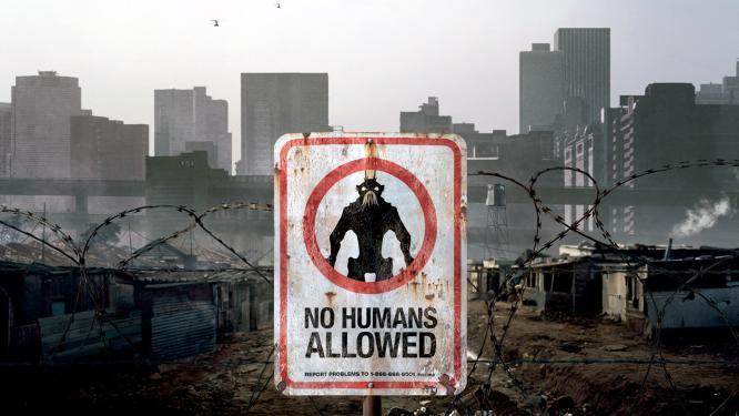 District 9 (2009) - Földönkívüli