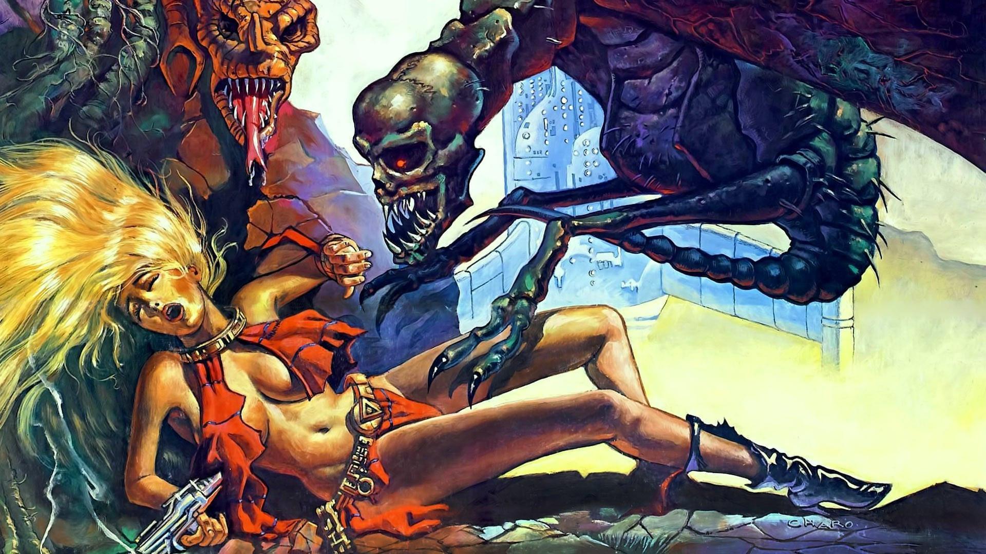 Galaxy of Terror – A félelem galaxisa (1981)