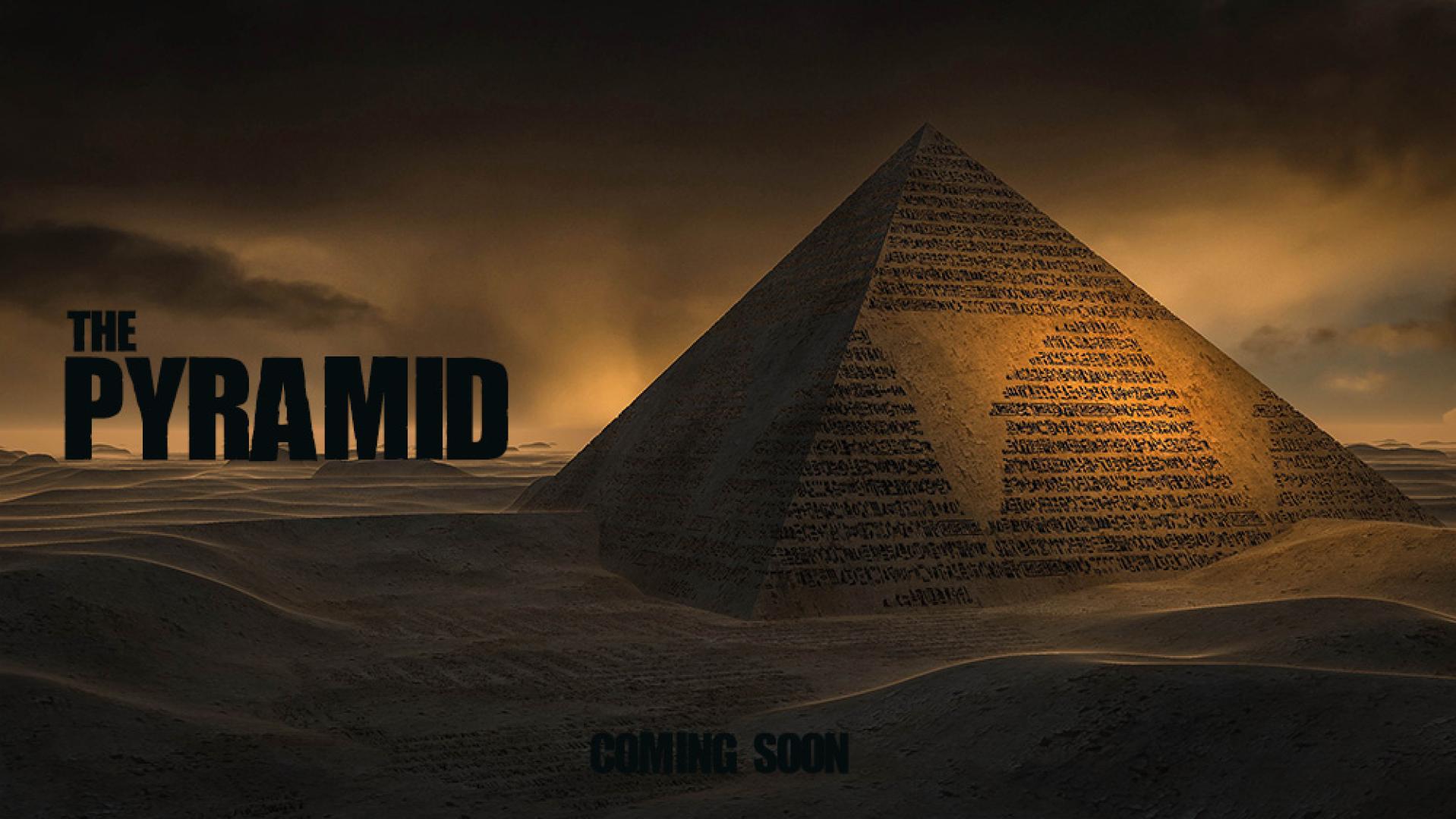 Viral video a Pyramidhoz