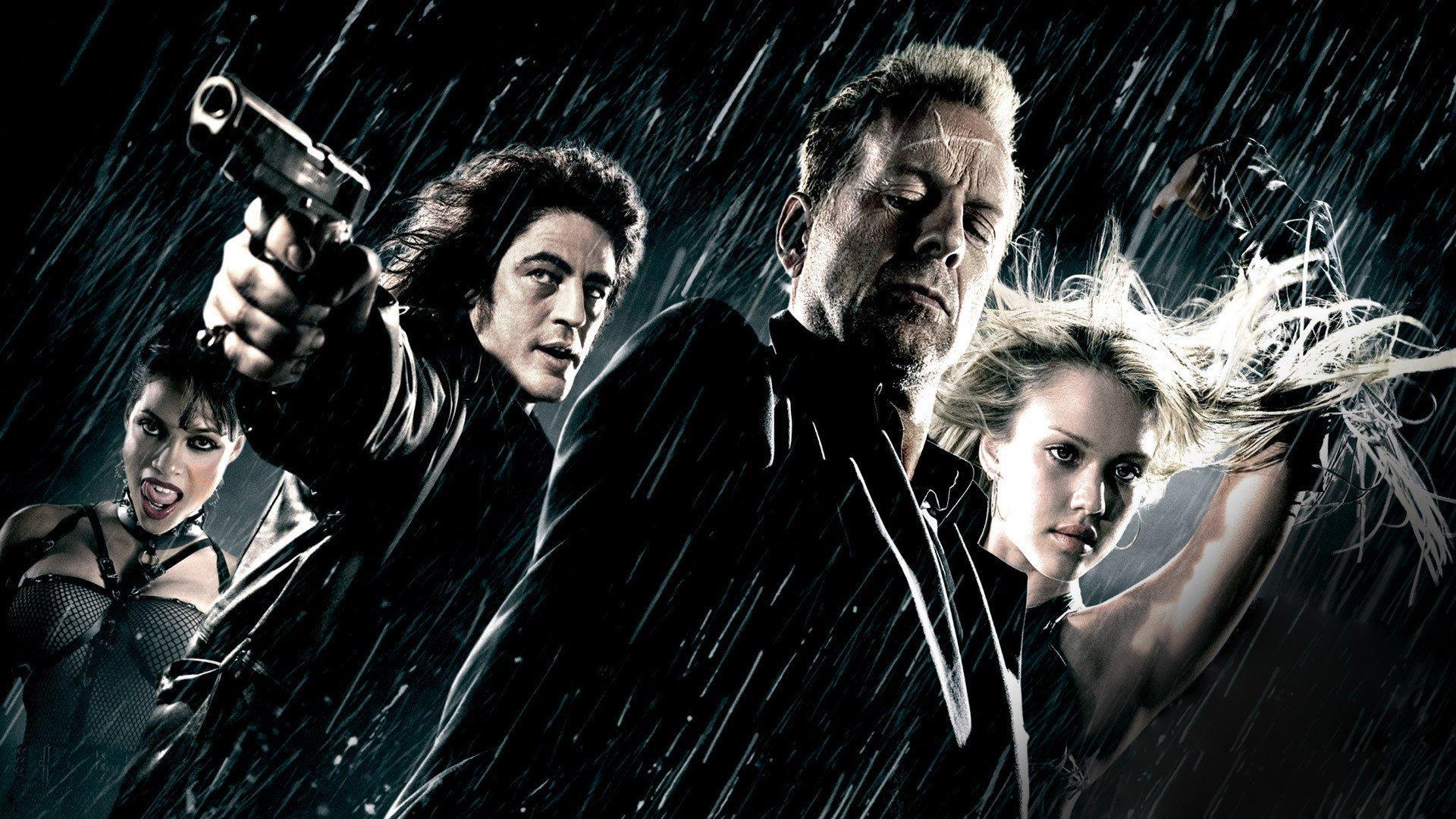 Sin City - A bűn városa (2005)