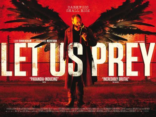 Let Us Prey (2014) - Misztikus