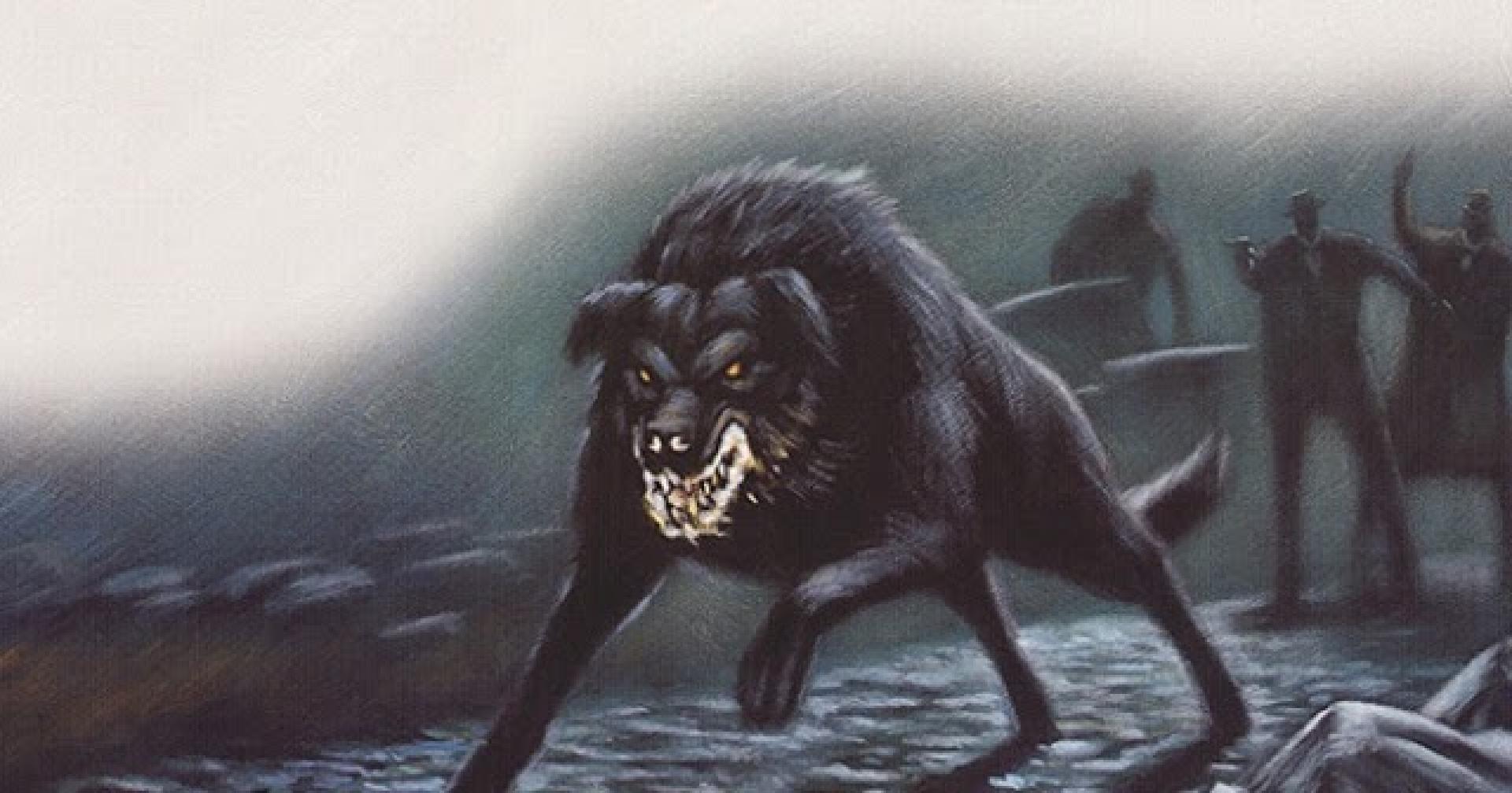Sir Arthur Conan Doyle: A sátán kutyája (1902)