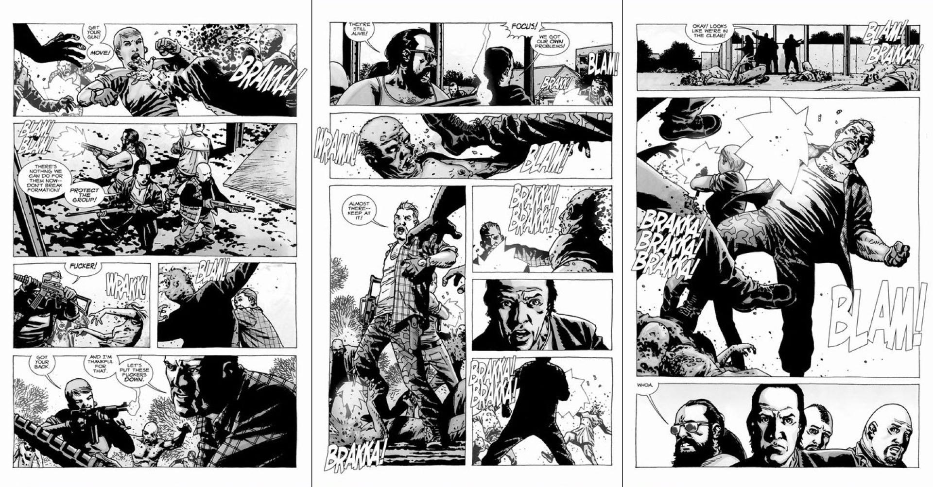 The Walking Dead képregény 13. kötet 02. kép