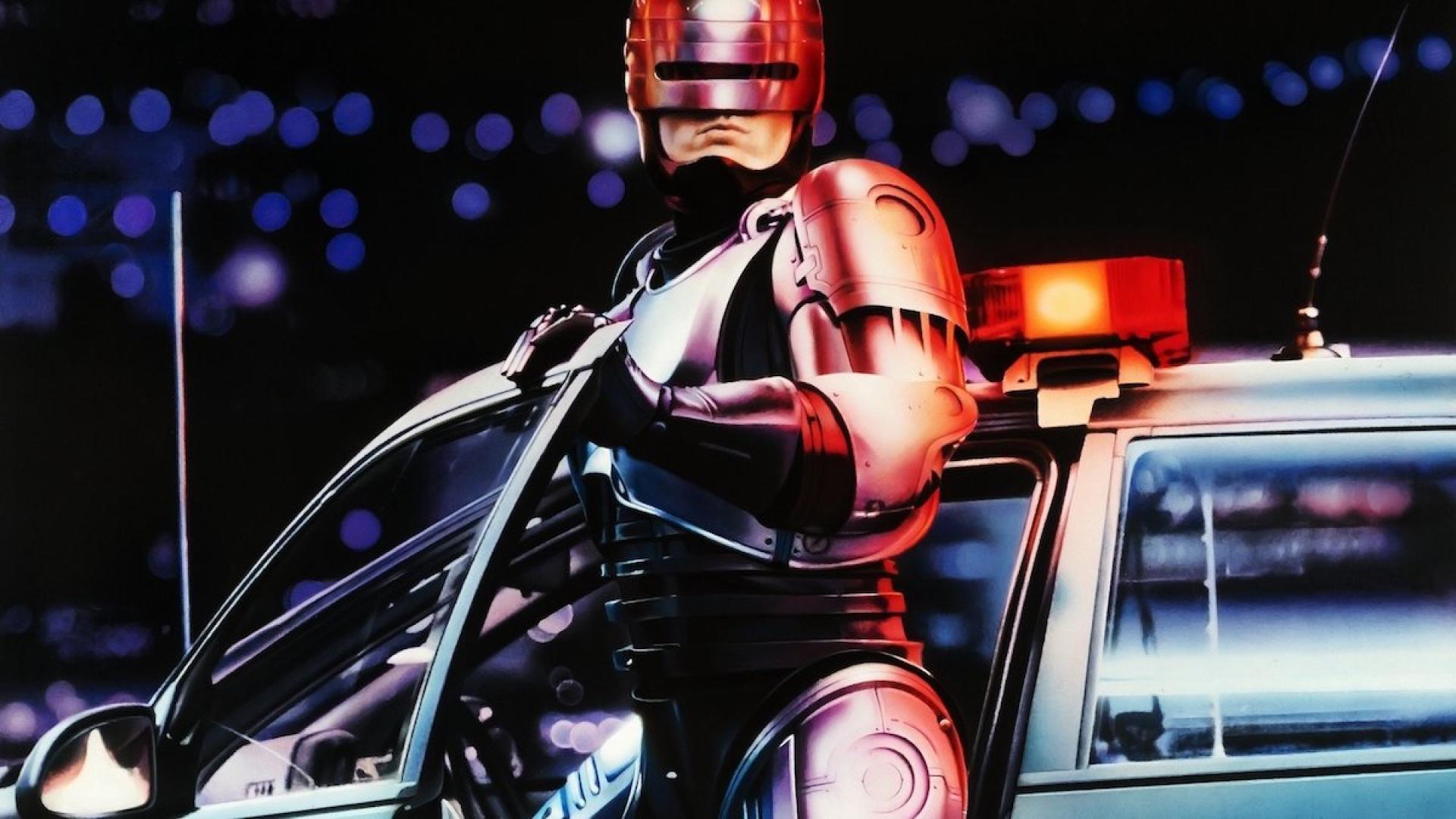 RoboCop – Robotzsaru (1987)