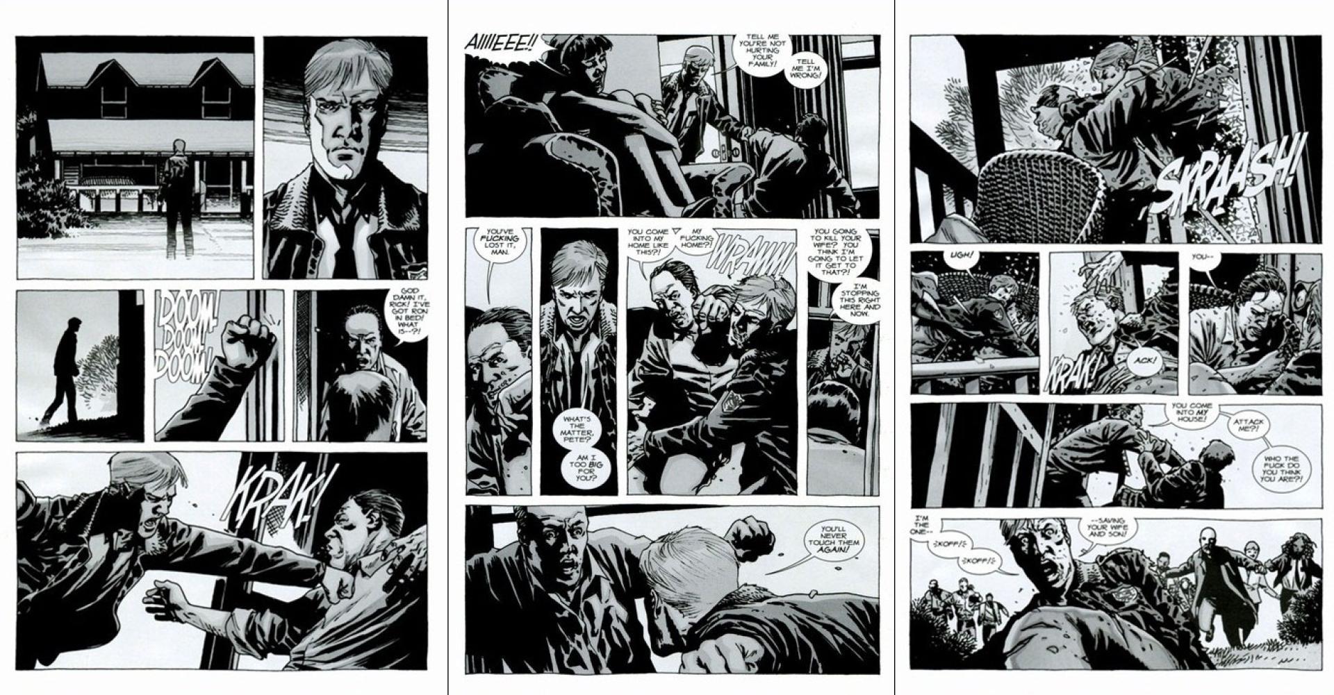 The Walking Dead képregény 13. kötet 05. kép
