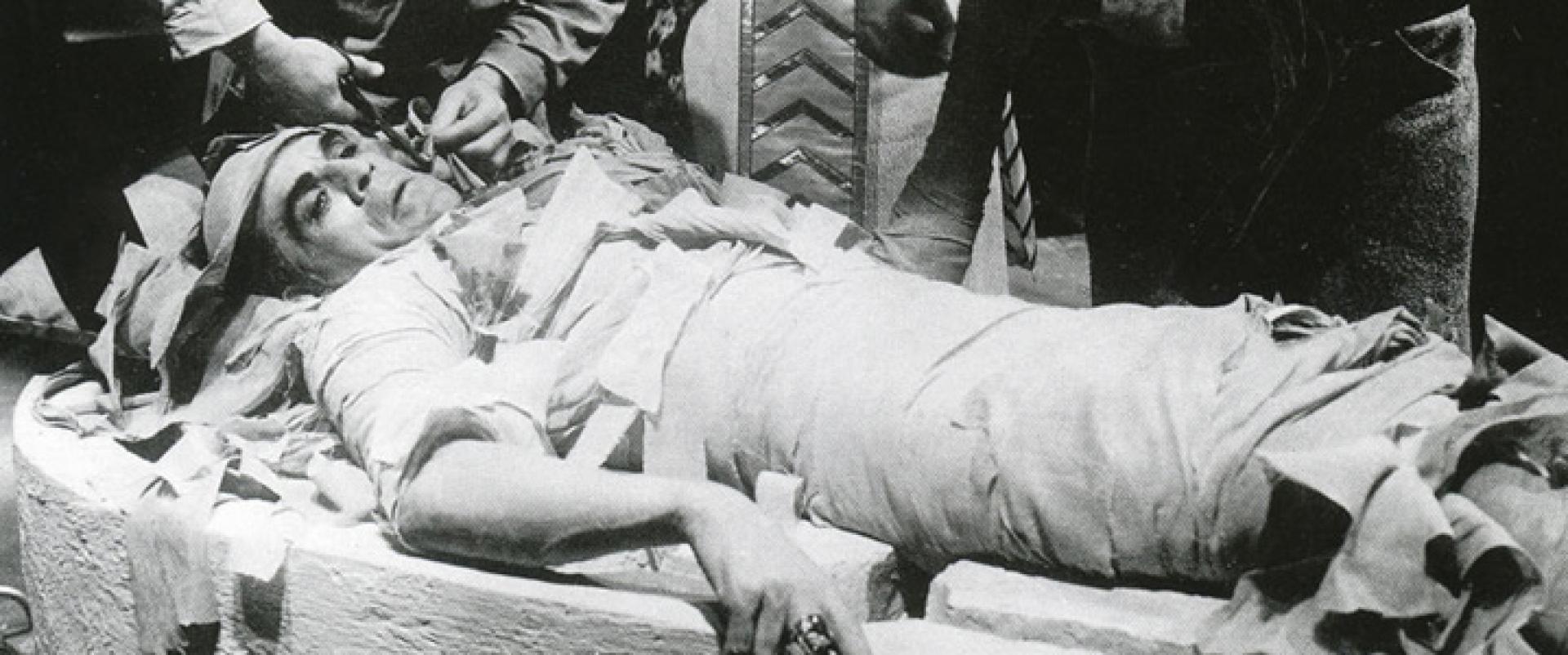 A múmia rebootja márpedig horror lesz