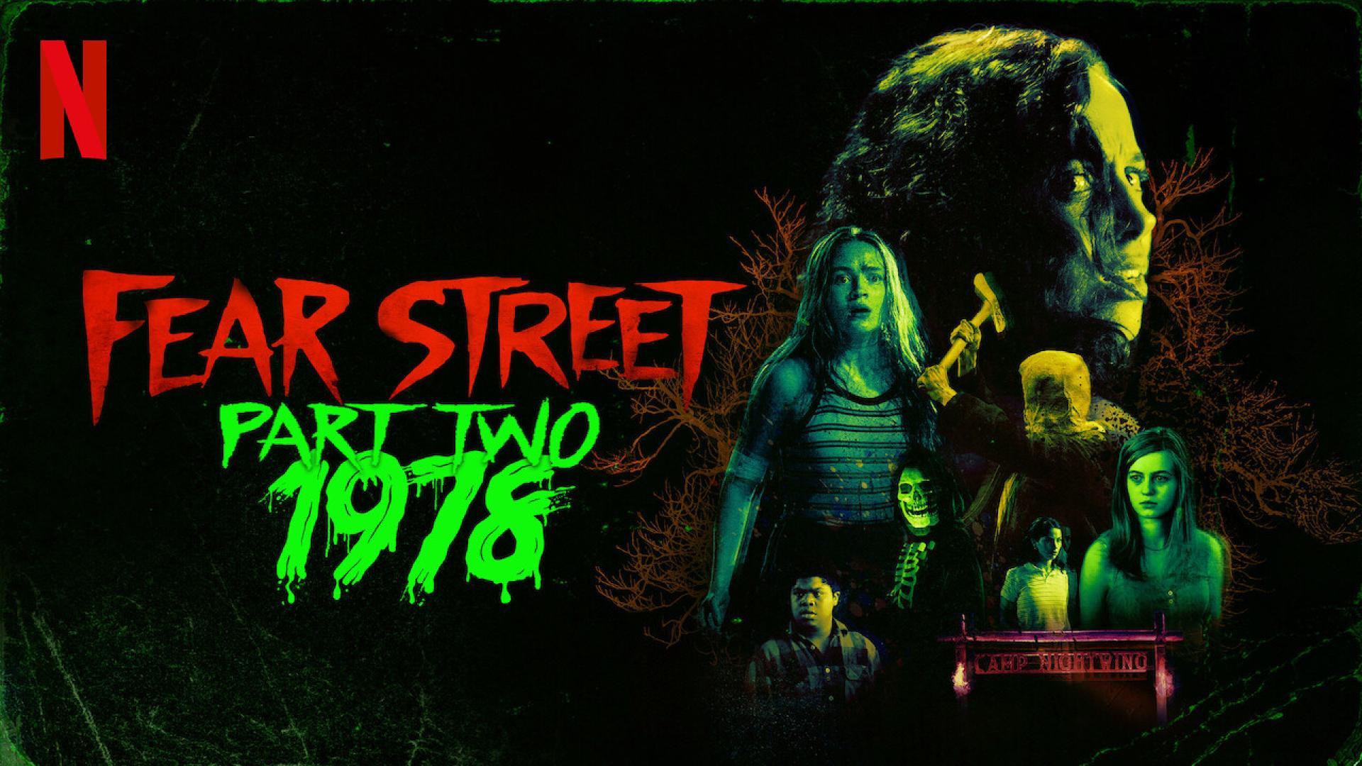 Fear Street: Part Two - 1978 / A félelem utcája 2. rész: 1978 (2021)