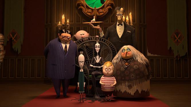 The Addams Family - A galád család (2019) - Vígjáték