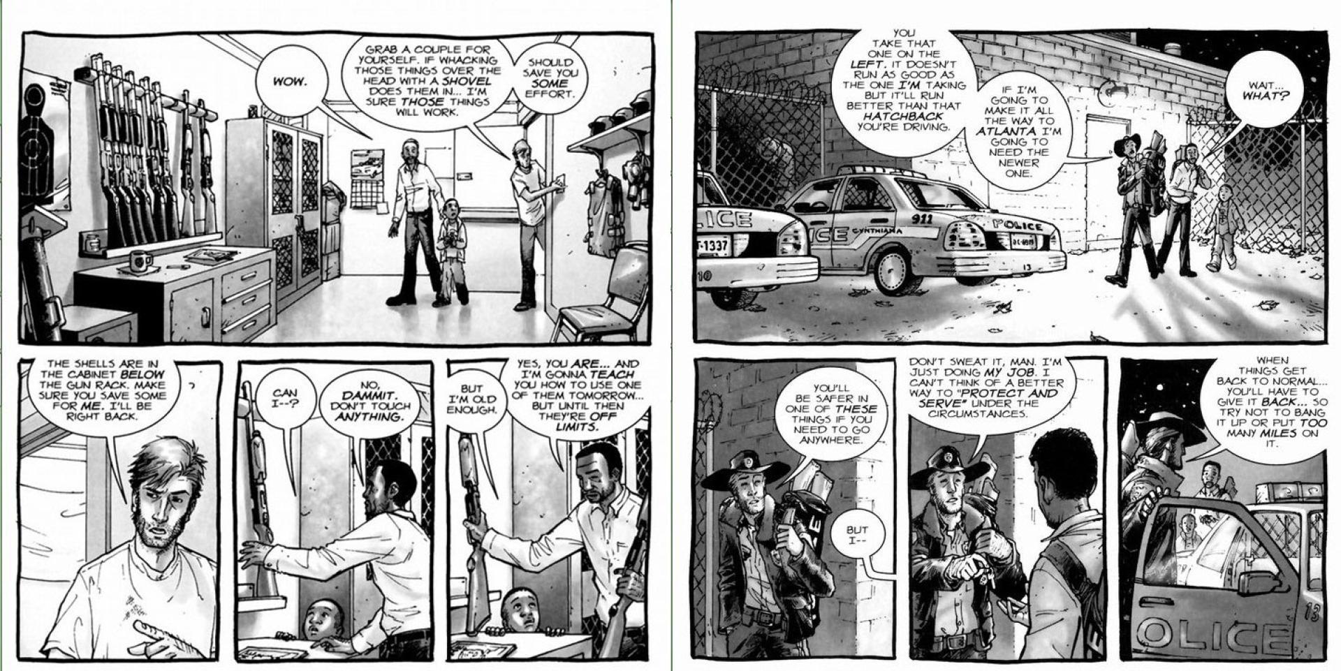 The Walking Dead: 1. kötet 5. kép