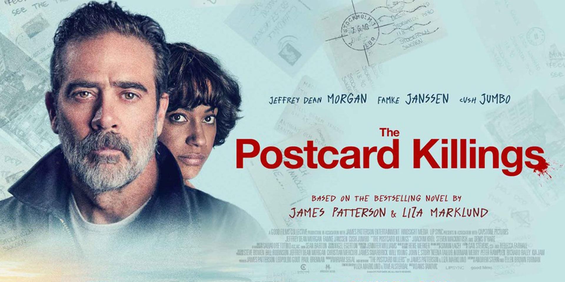 The Postcard Killings / A képeslap gyilkosságok (2020)