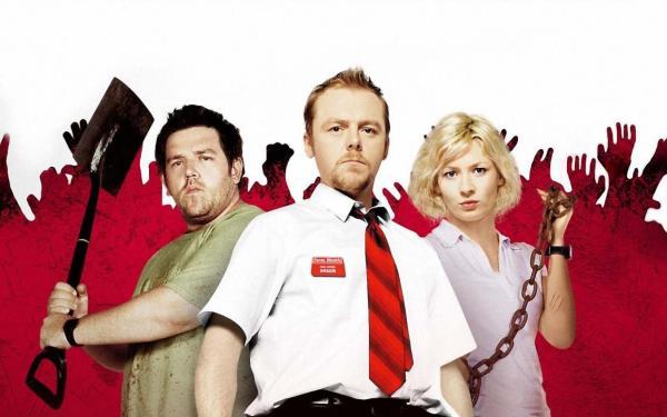 Shaun of the Dead / Haláli hullák hajnala (2004) - Vígjáték