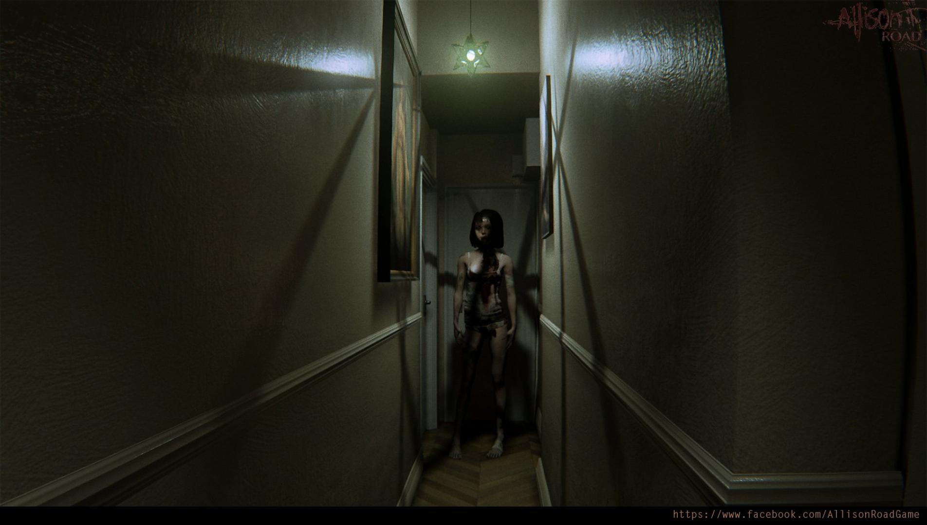 13 perc az Allison Road horrorjátékból