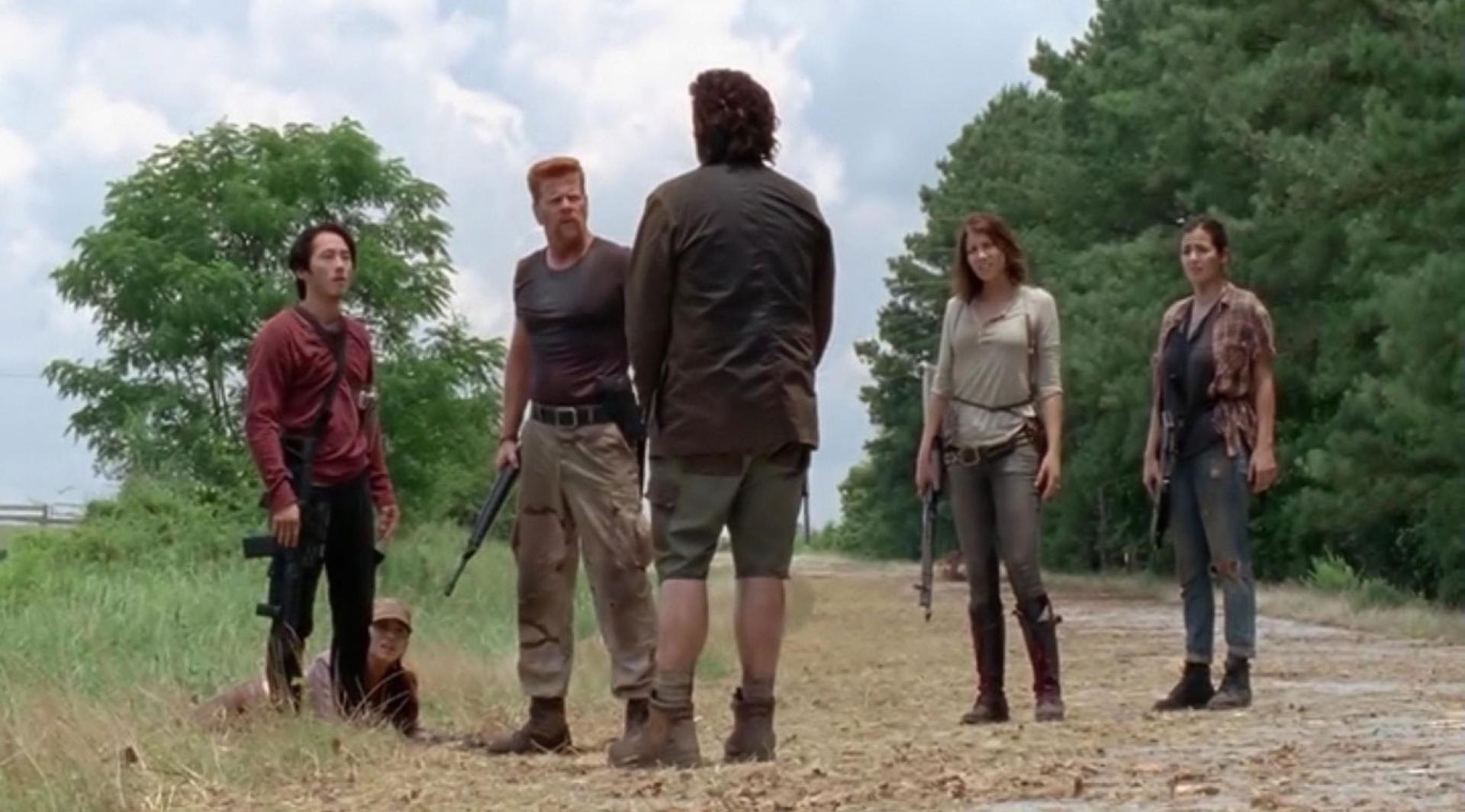 The Walking Dead képregény 12. kötet 15. kép