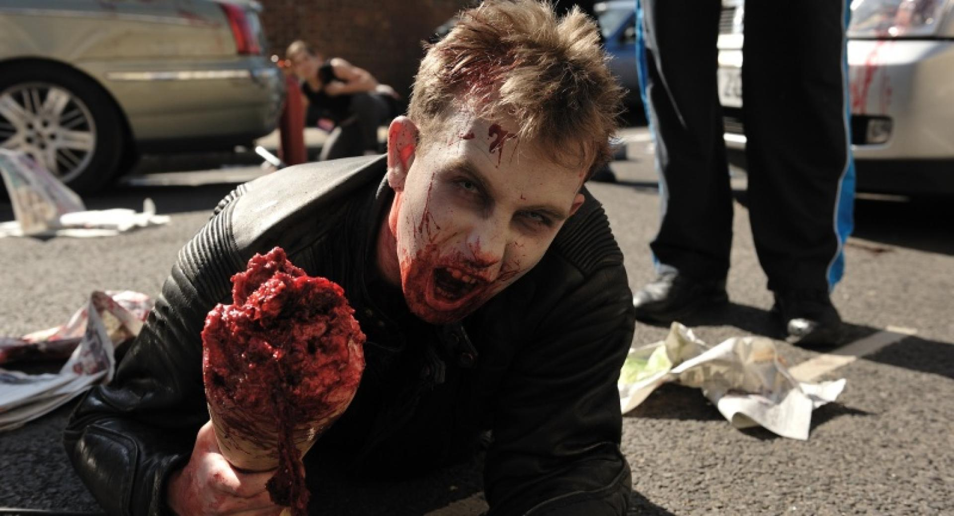 Cockneys vs. Zombies (2012) 1. kép