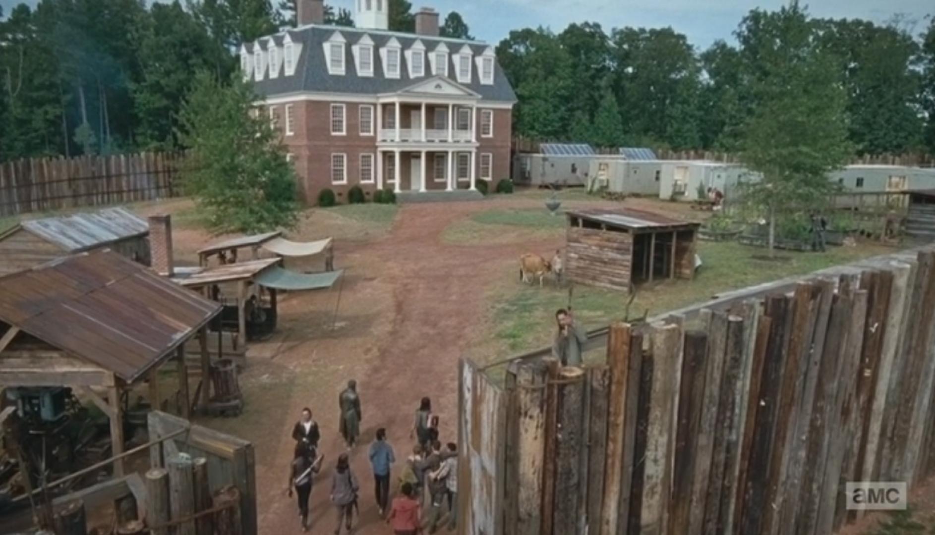The Walking Dead 6x11 4. kép